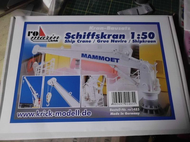 TMS Frederike - Restaurierung eines RC-Binnen-Tankschiffes  - Seite 4 136