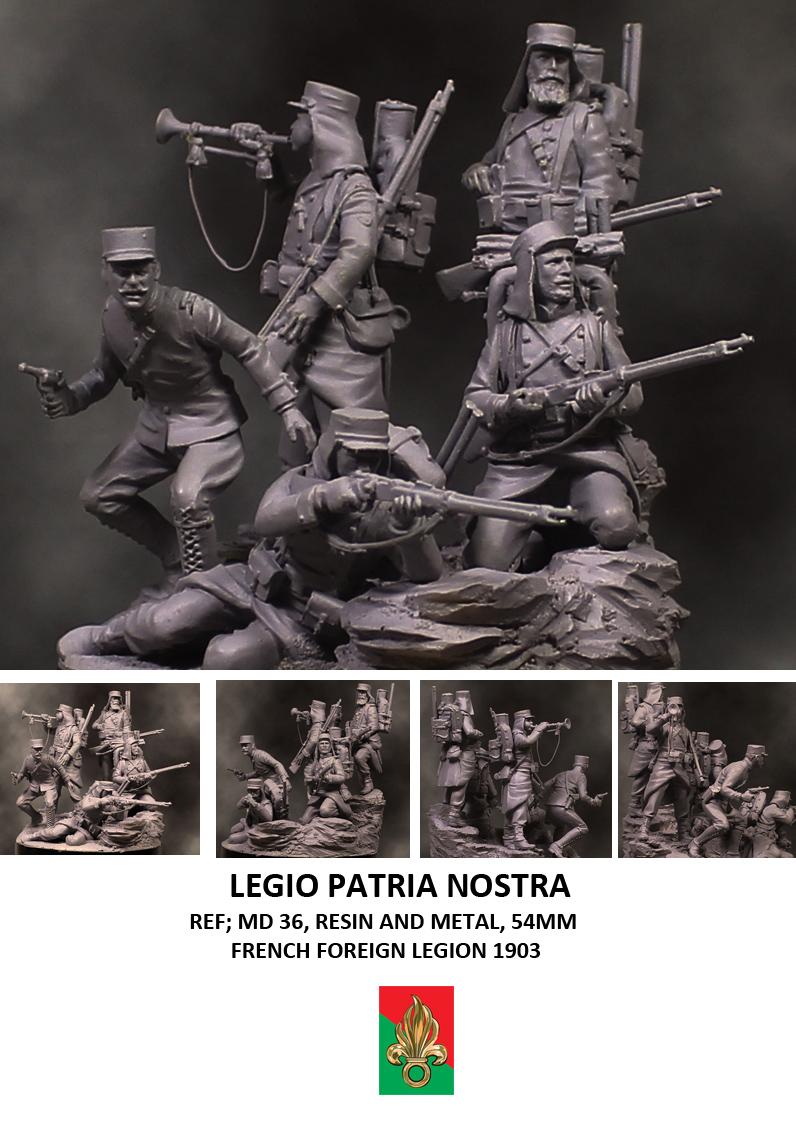 Figurenneuheiten von BENEITO - Vorstellung - Seite 5 190