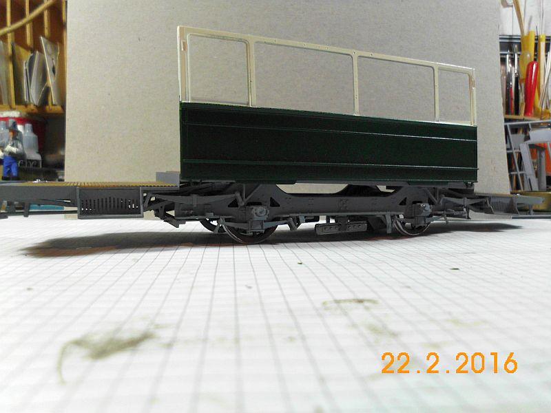 Miniart 38001 - European Tram - 1/35 - Baubericht - Seite 4 210