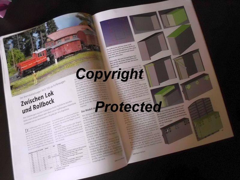 Literatur: MIBA Modellbahn-Praxis 3D-Druck für Modellbahner 2194