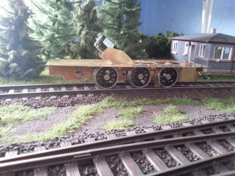 Sächsische VT  BR 89 Spur 0 227
