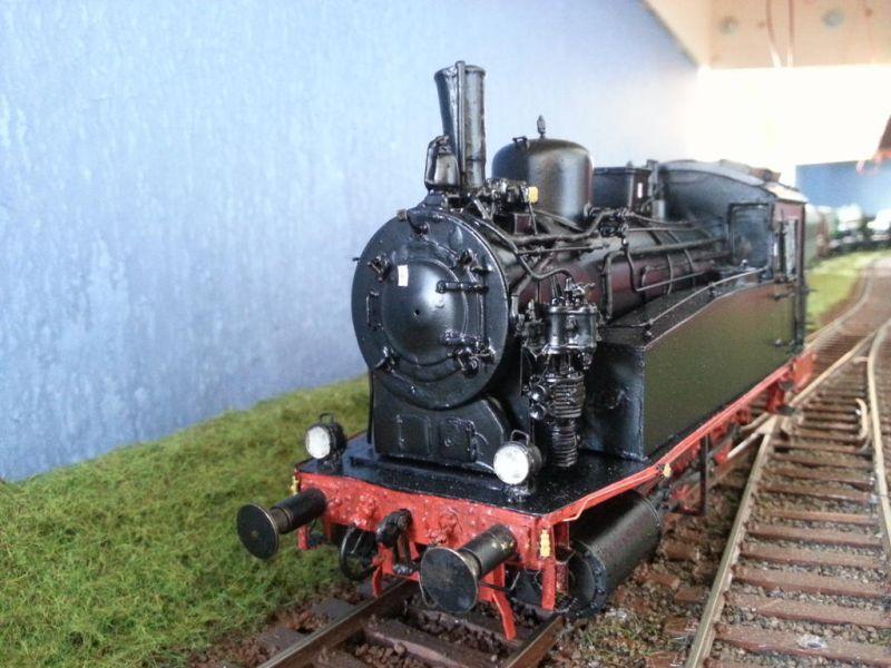 Sächsische VT  BR 89 Spur 0 229