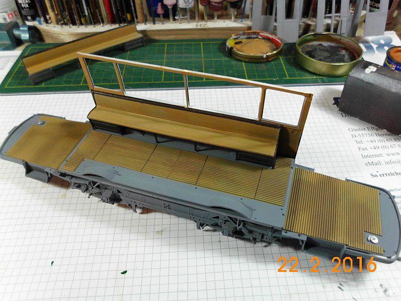 Miniart 38001 - European Tram - 1/35 - Baubericht - Seite 4 310