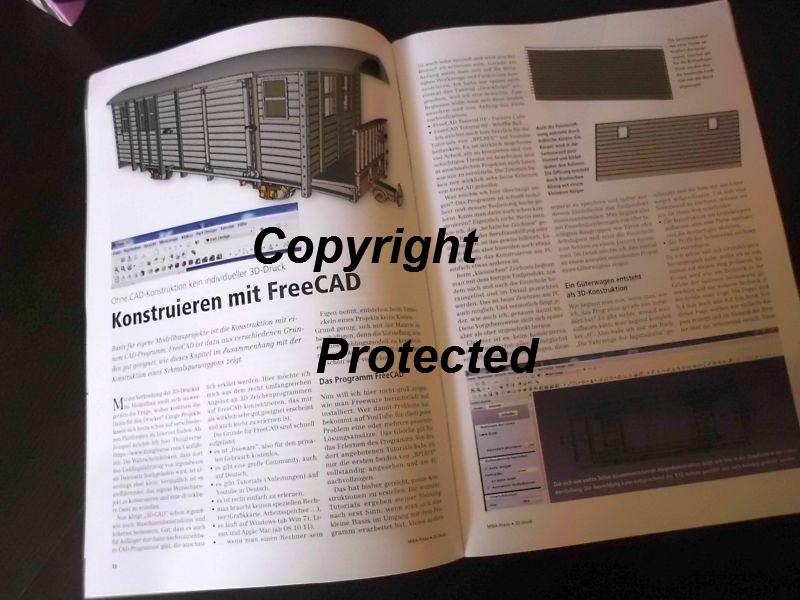 Literatur: MIBA Modellbahn-Praxis 3D-Druck für Modellbahner 3126