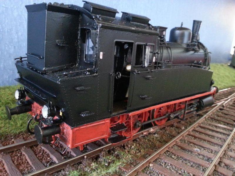 Sächsische VT  BR 89 Spur 0 328