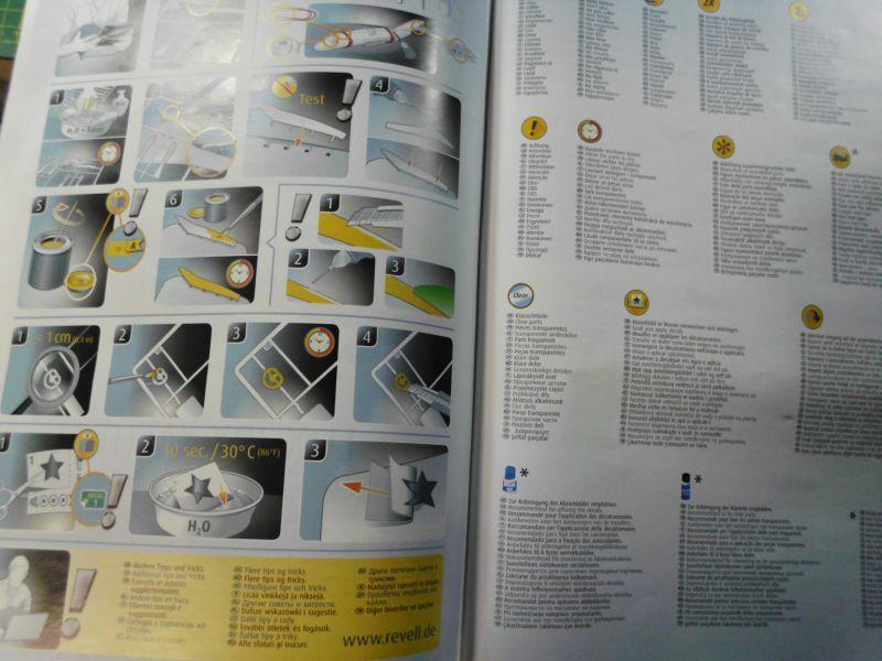 Revell 05145 Luxury Yacht 108ft Plastikbausatz in 1/72 - Baubericht 3a15