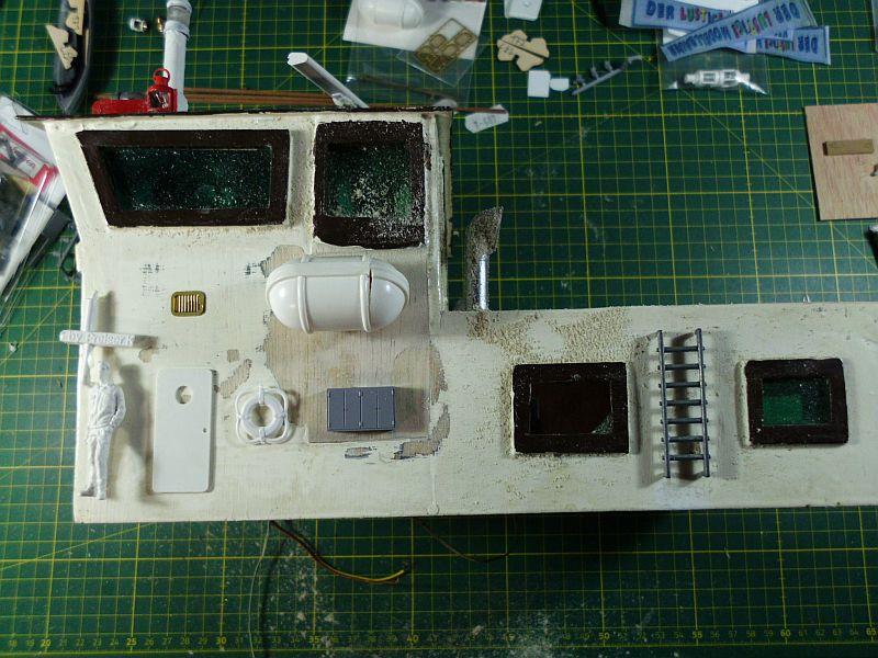TMS Frederike - Restaurierung eines RC-Binnen-Tankschiffes  - Seite 4 420