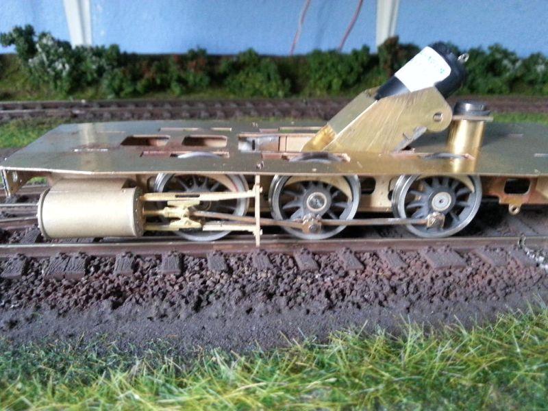 Sächsische VT  BR 89 Spur 0 421
