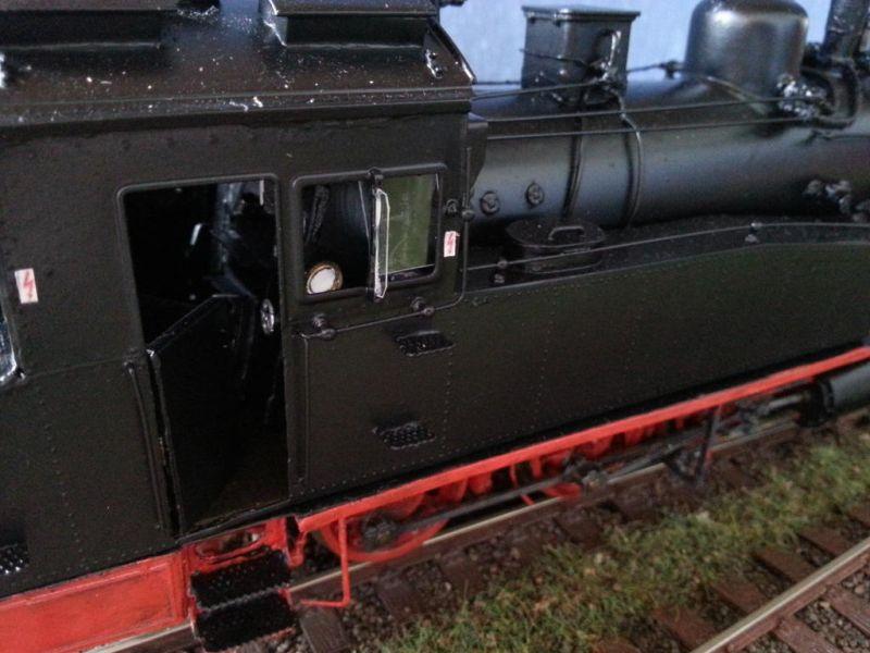 Sächsische VT  BR 89 Spur 0 423