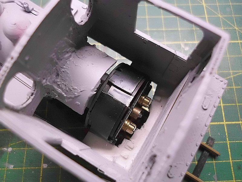 KFE-C-Kuppler ähnl. der KAE 22 in 0e 4310