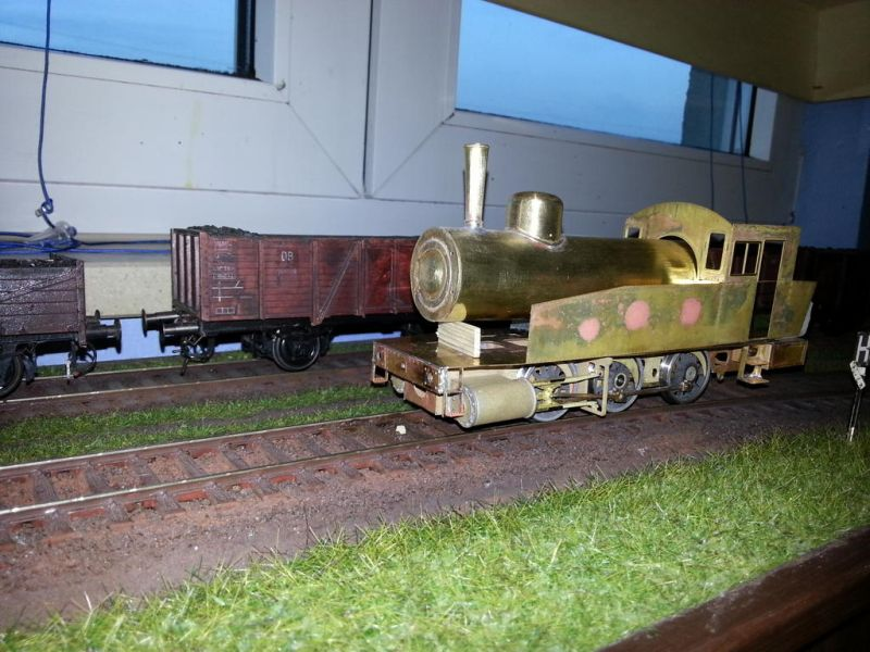 Sächsische VT  BR 89 Spur 0 522
