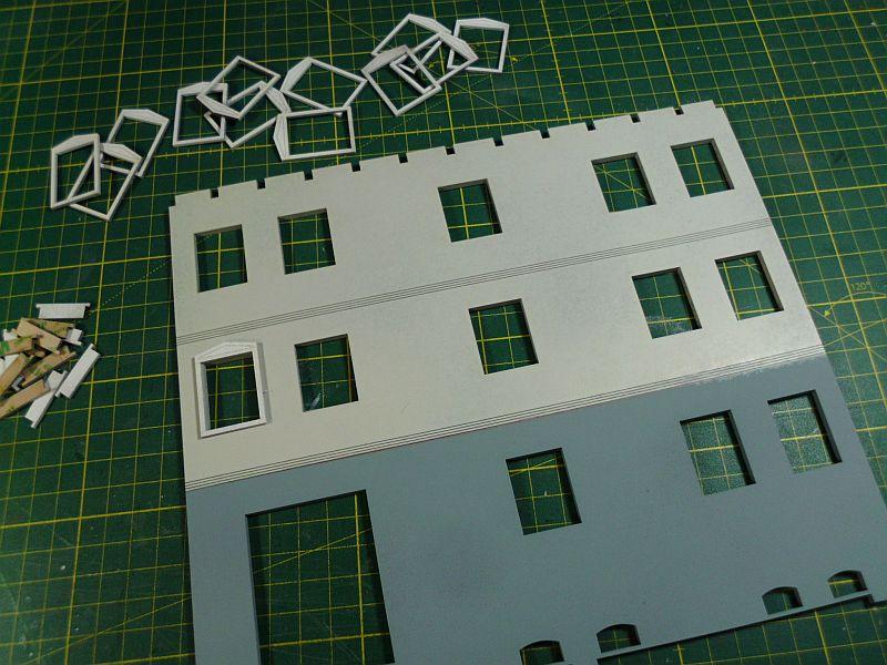 Wilamo - Häuserkulissen 1/45 kpl Strassenzeile - Baubericht - Seite 2 550
