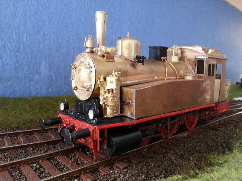 Sächsische VT  BR 89 Spur 0 618