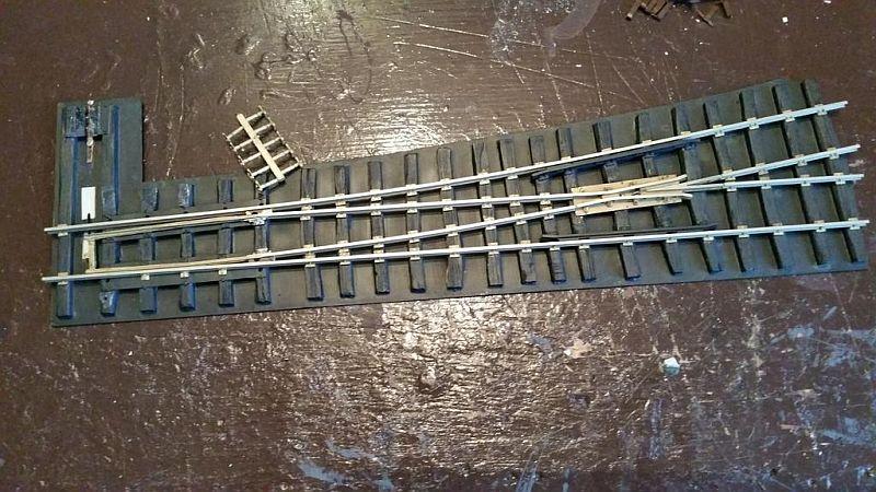 Module für Fahrtreffen in Spur 0/0e 619