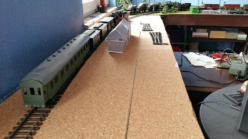 Module für Fahrtreffen in Spur 0/0e 716