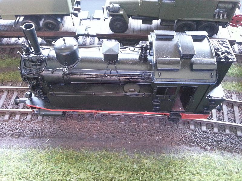 Sächsische VT  BR 89 Spur 0 717