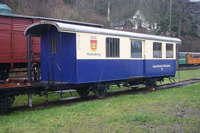 Des Admins private Privatbahn in Spur 0e - Sammelthema 722