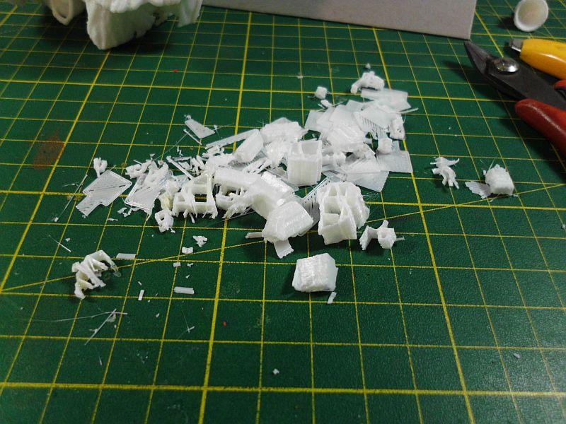 The Merchant - 3D-Druck-Figuren-Bausatz aus freier Vorlage - Baubericht 724