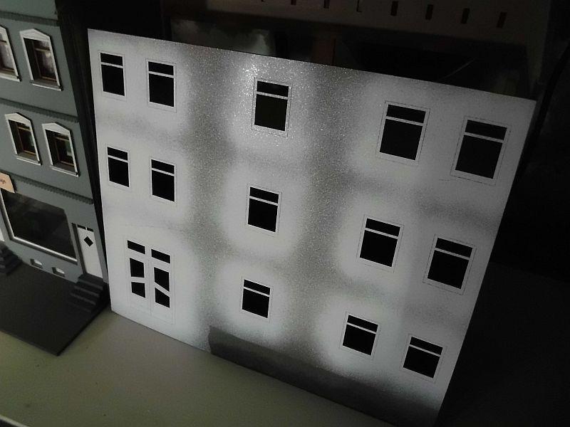 Wilamo - Häuserkulissen 1/45 kpl Strassenzeile - Baubericht - Seite 2 733