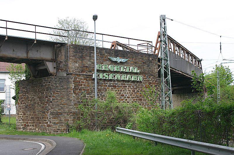Die Brohltalbahn - Ein Besuch im Sommer 1987 und am 25.04.2019 erneut A12