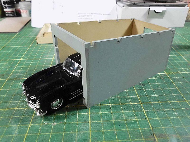 Wilamo - Garage in 1/45 - Fertig  Dsci0454