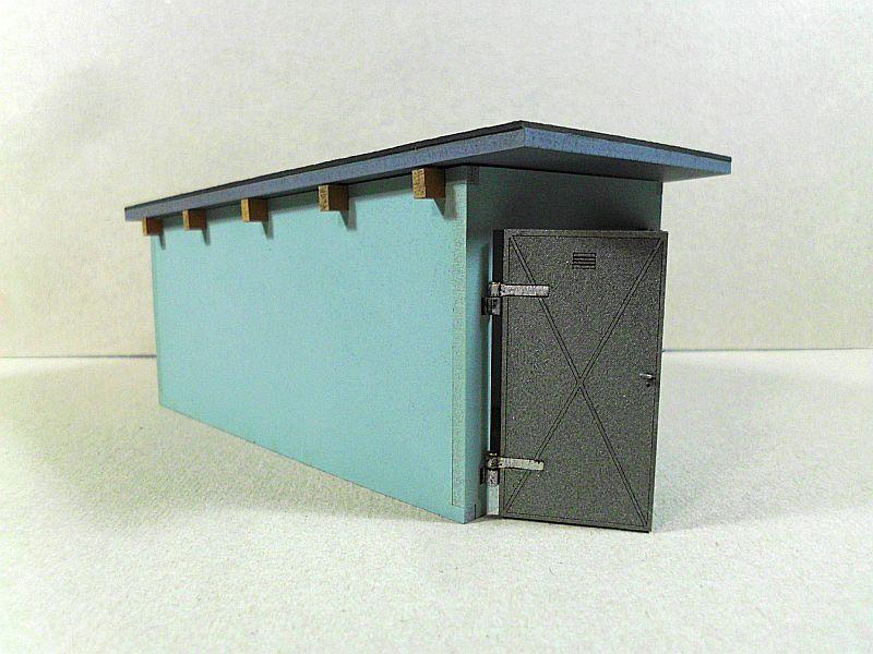 Wilamo - Garage in 1/45 - Fertig  Dsci0473