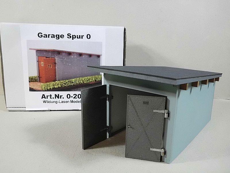 Wilamo - Garage in 1/45 - Fertig  Dsci0474