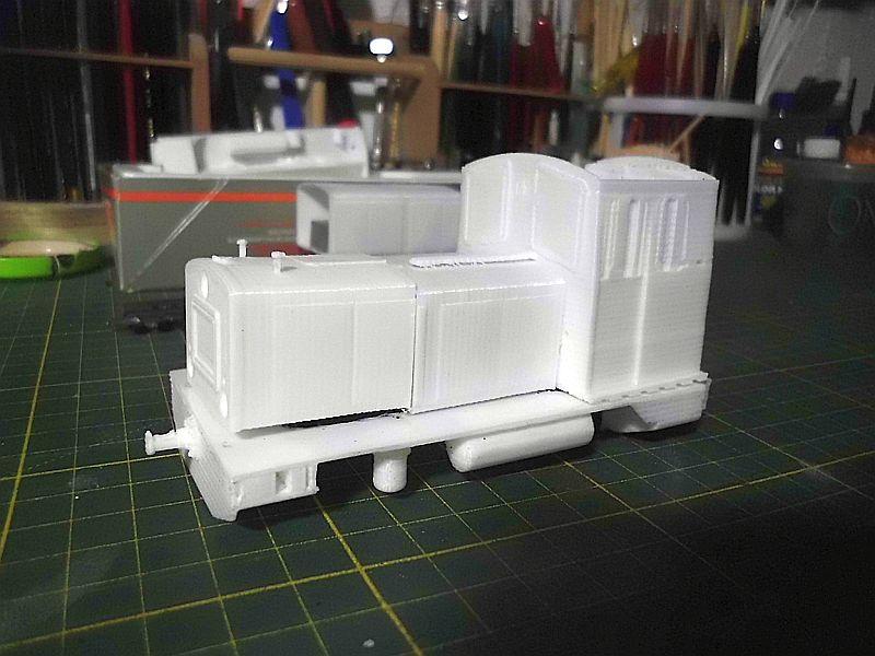 Diesellok ähnl. Hohenlimburger Kleinbahn - 3D-Druck in 1/45 Dsci0520