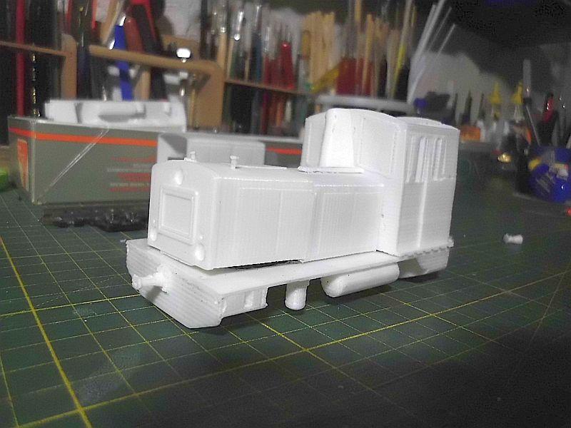 Diesellok ähnl. Hohenlimburger Kleinbahn - 3D-Druck in 1/45 Dsci0521