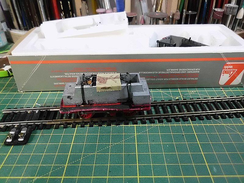 Diesellok ähnl. Hohenlimburger Kleinbahn - 3D-Druck in 1/45 Dsci0525
