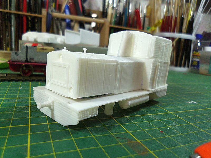 Diesellok ähnl. Hohenlimburger Kleinbahn - 3D-Druck in 1/45 Dsci0526