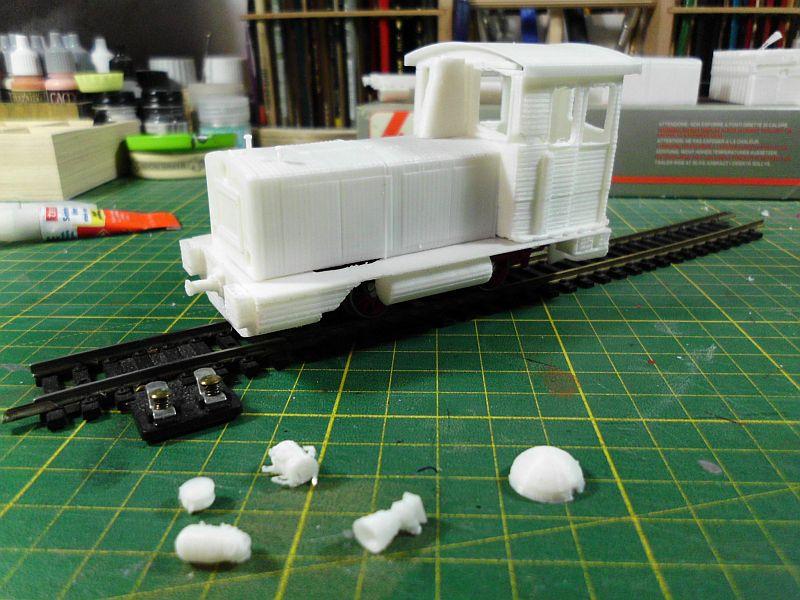 Diesellok ähnl. Hohenlimburger Kleinbahn - 3D-Druck in 1/45 Dsci0529