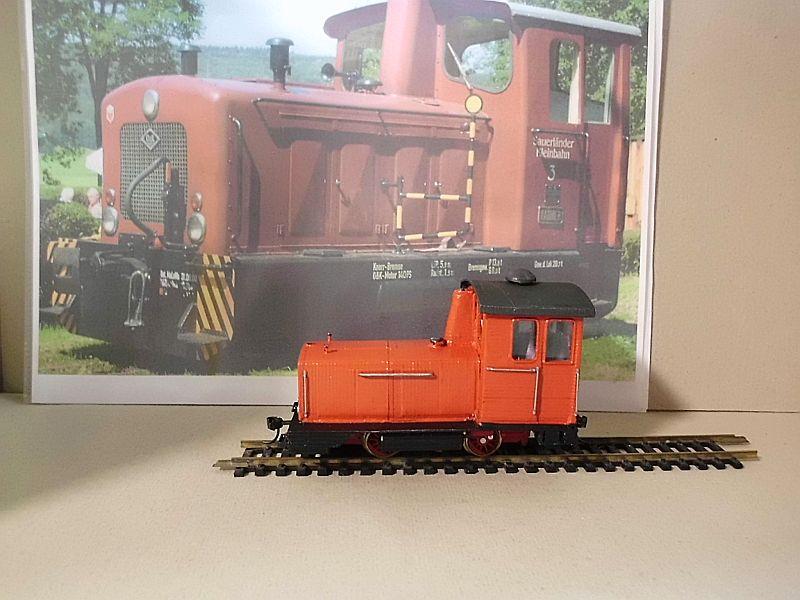 Diesellok ähnl. Hohenlimburger Kleinbahn - 3D-Druck in 1/45 Dsci0541