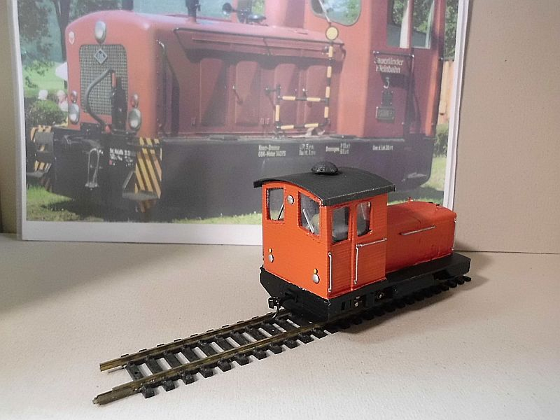Diesellok ähnl. Hohenlimburger Kleinbahn - 3D-Druck in 1/45 Dsci0542