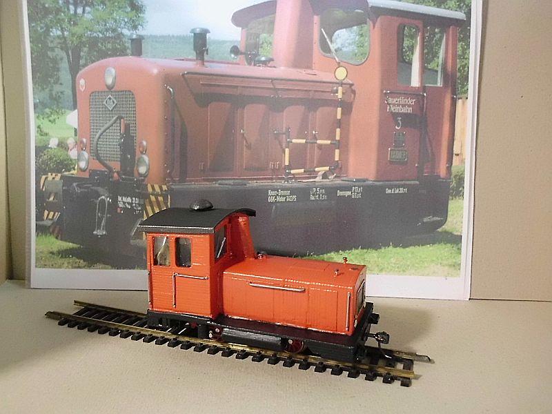 Diesellok ähnl. Hohenlimburger Kleinbahn - 3D-Druck in 1/45 Dsci0543