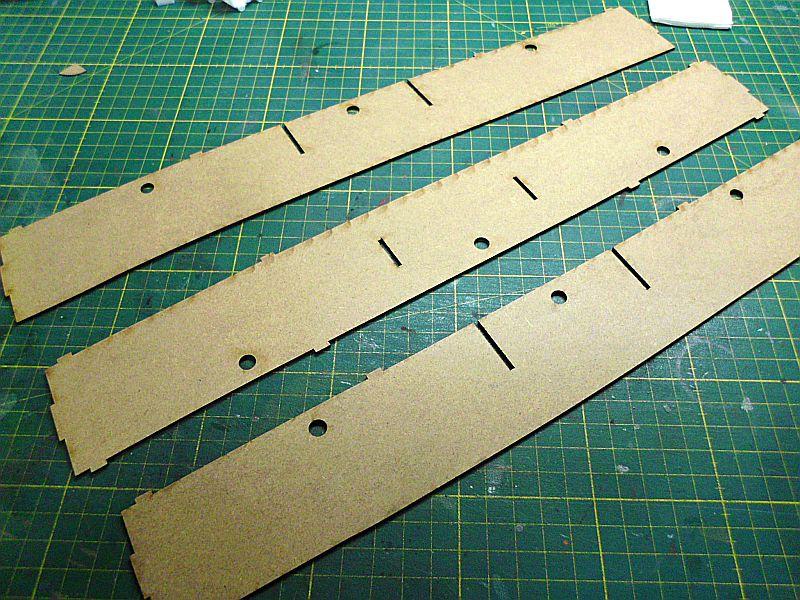 FPM - Models - Fabrikhallenkulisse - Lasercut-Bausatz in 1/45 Dsci0746