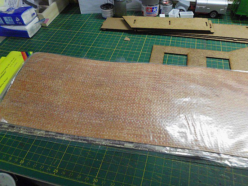 FPM - Models - Fabrikhallenkulisse - Lasercut-Bausatz in 1/45 Dsci0752