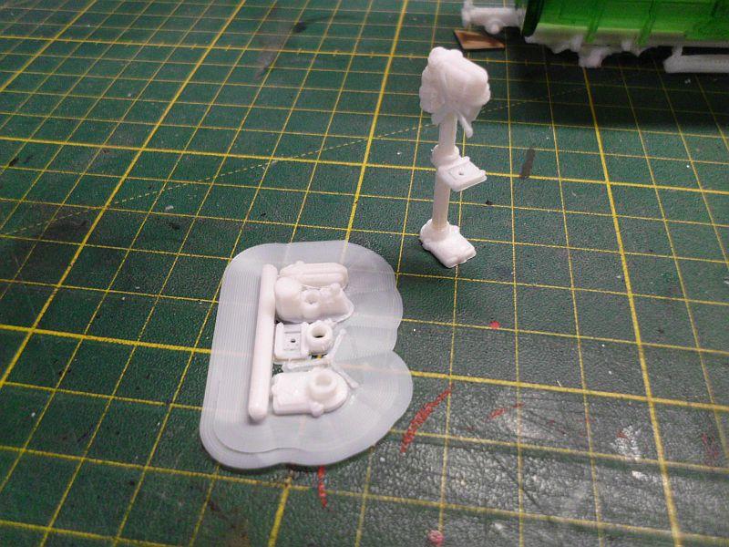 FPM - Models - Fabrikhallenkulisse - Lasercut-Bausatz in 1/45 Dsci0771