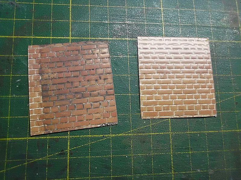 FPM - Models - Fabrikhallenkulisse - Lasercut-Bausatz in 1/45 Dsci0784