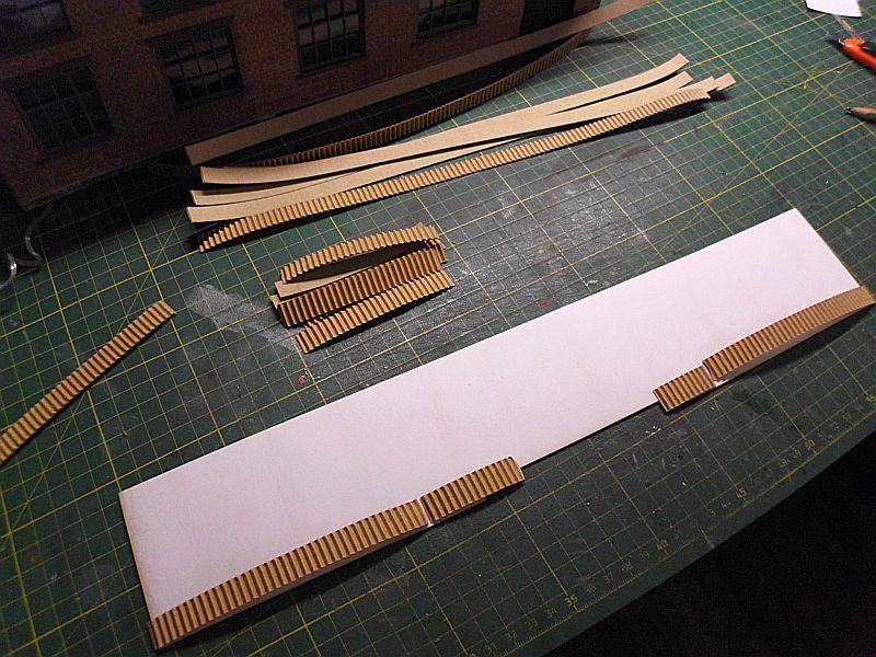 FPM - Models - Fabrikhallenkulisse - Lasercut-Bausatz in 1/45 - Seite 2 Dsci0791