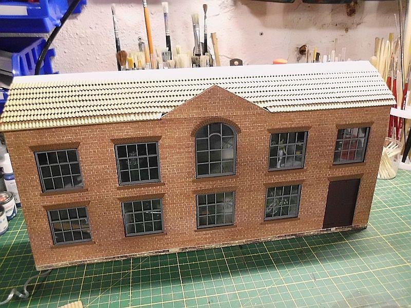 FPM - Models - Fabrikhallenkulisse - Lasercut-Bausatz in 1/45 - Seite 2 Dsci0792