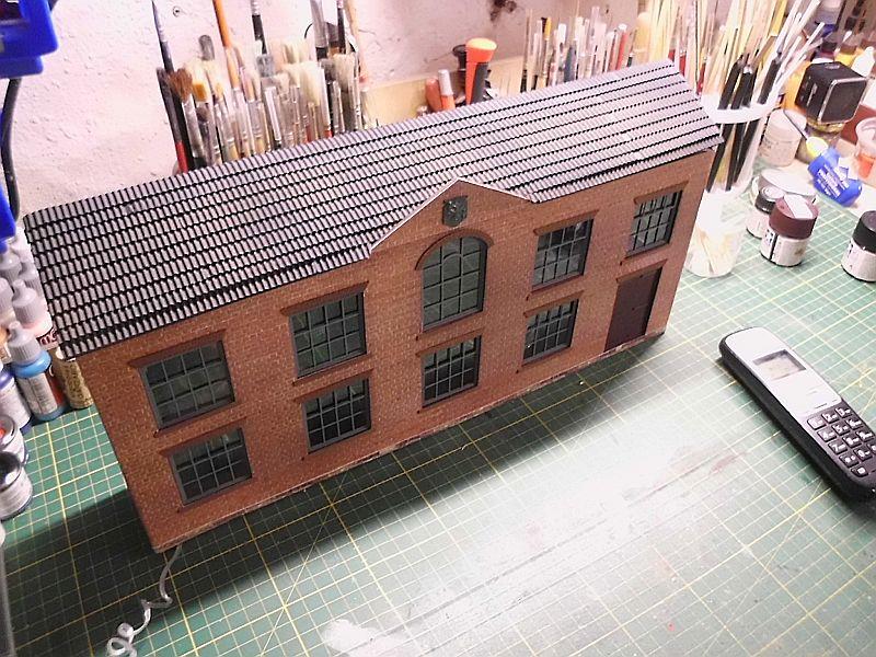 FPM - Models - Fabrikhallenkulisse - Lasercut-Bausatz in 1/45 - Seite 2 Dsci0796