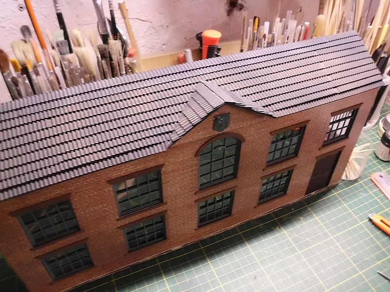 FPM - Models - Fabrikhallenkulisse - Lasercut-Bausatz in 1/45 - Seite 2 Dsci0799
