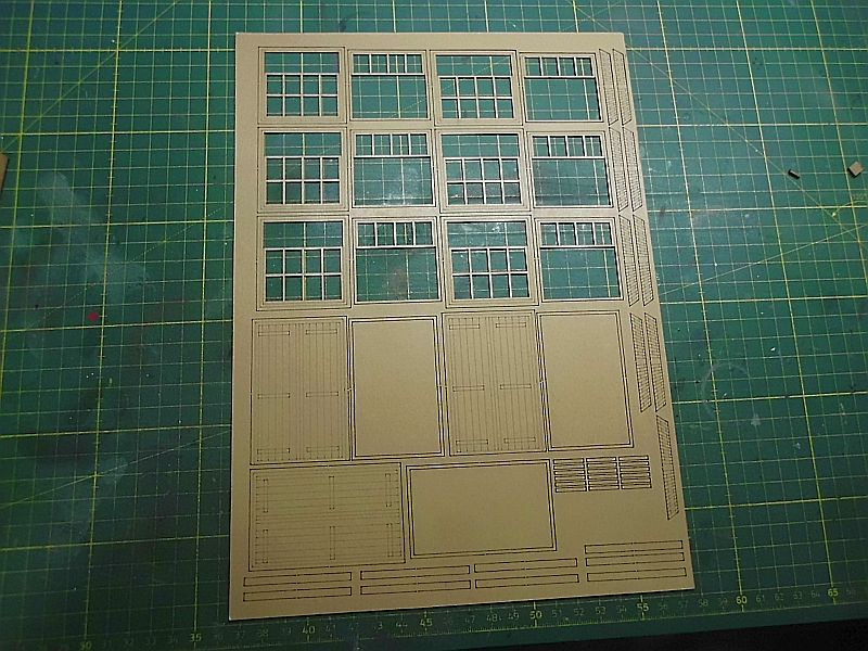 FPM - Models - Lagerhallenkulisse - Lasercut-Bausatz in 1/45 Dsci0819