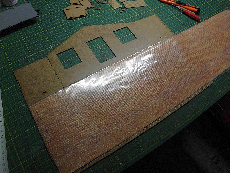 FPM - Models - Lagerhallenkulisse - Lasercut-Bausatz in 1/45 Dsci0825
