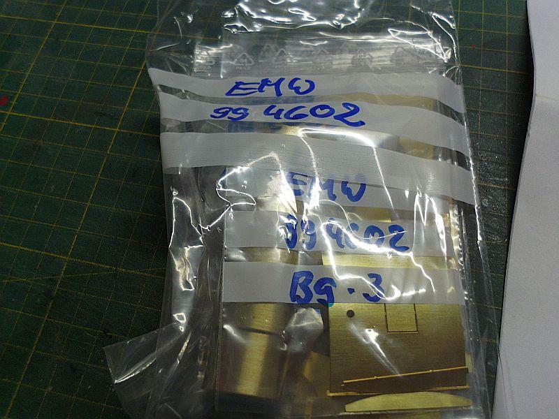 EMW - Dampflok ähnl. 99 4602 in 1/45 auf Basis MagicTrain = 0e Baubericht Dsci1034