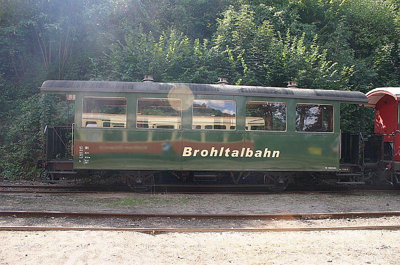 Brohltalbahn - Besuch am 02.09.20 Img_0167