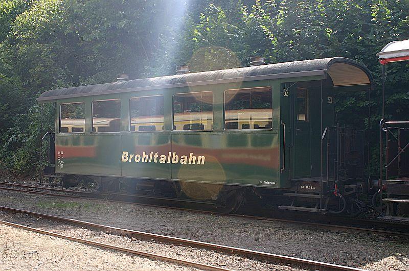 Brohltalbahn - Besuch am 02.09.20 Img_0168
