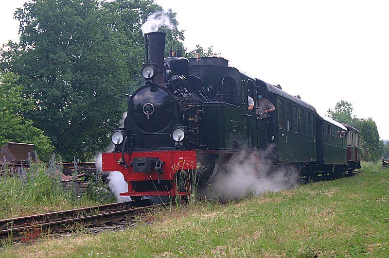 Schmalspur-Dampflok 1'C ähnl. Lok Spreewald in 1/45 - 0e Img_0268
