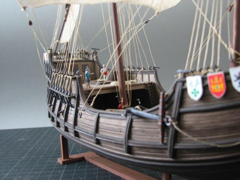 Columbus Ship Santa Maria [Revell] Img_1813